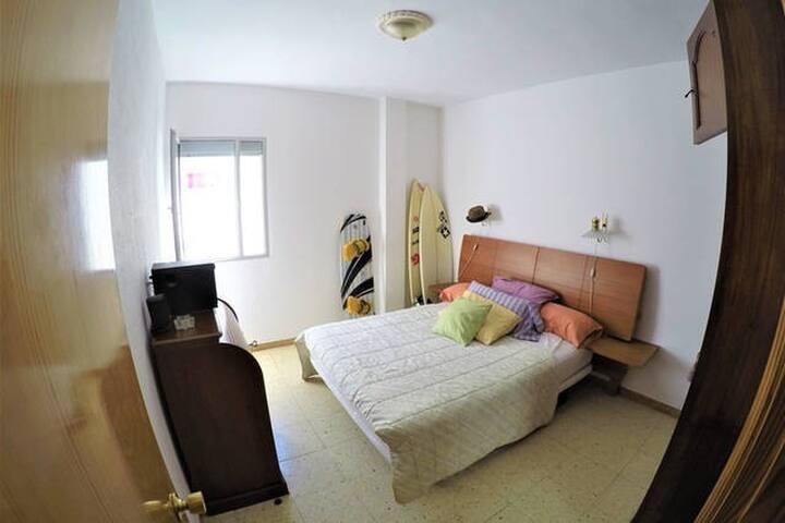 Double room in the centre next to the beach - Las Palmas da Gran Canária - Apartamento