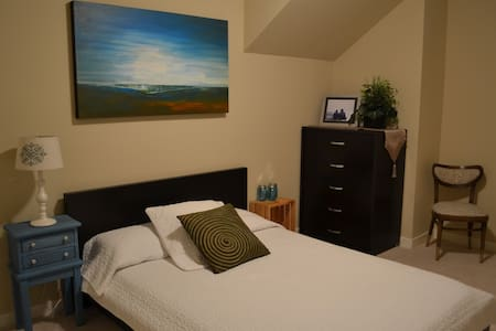 Cozy bedroom great location - 林伍德(Lynnwood)