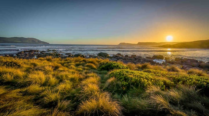 Bruny Sunset Beach  Getaway