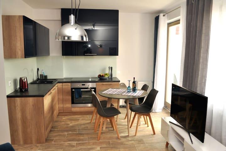 Apartament Windrose Świnoujście