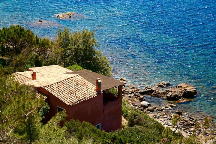 Villa Golfo degli Angeli - Torre Delle Stelle - Villa