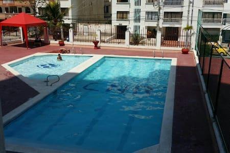 Apartment in the Rodadero - Santa Marta - Gaira - Lägenhet