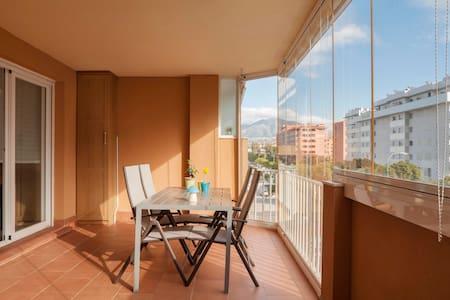 Acogedor apartamento de 1 dormitorio +PARKING FREE