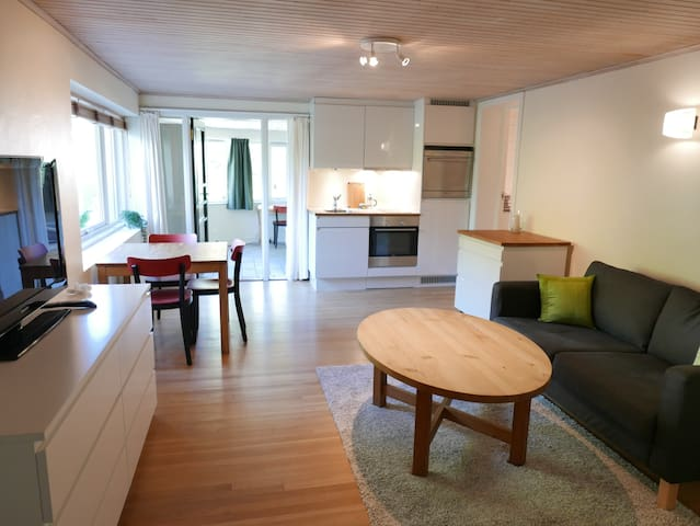 Bright and modern at Røa, close to city centre - Oslo - Apartment