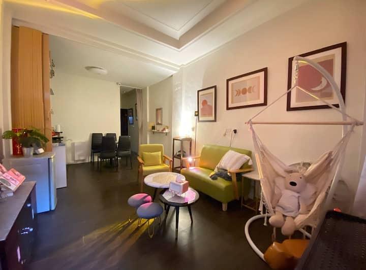 整棟房源-七號胡同 宜蘭旅遊、羅東旅遊