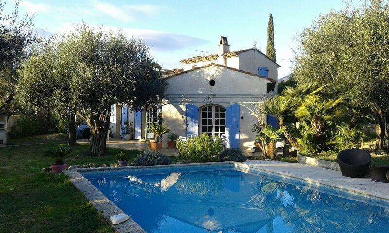 Appartement dans jolie villa provencale - Le Rouret - Apartamento