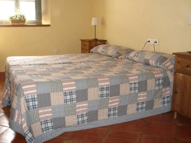 Habitación doble. standar. 2 camas