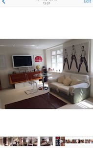 Hampstead Heath/Primrose Hill,1 Room, own bathroom - London