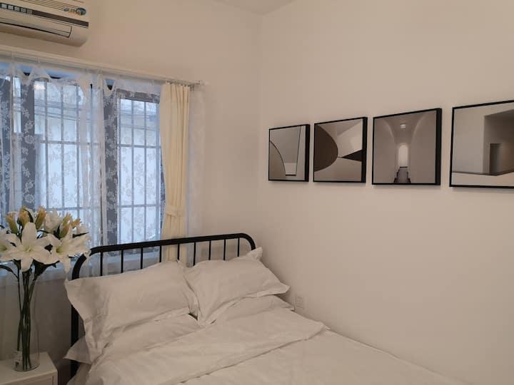 福楼(58)环贸apim中心+上海音乐学院旁的精致底楼公寓