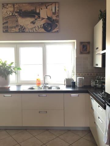 Appartamento accogliente e comodo ai servizi - Villafranca di Verona - Appartement