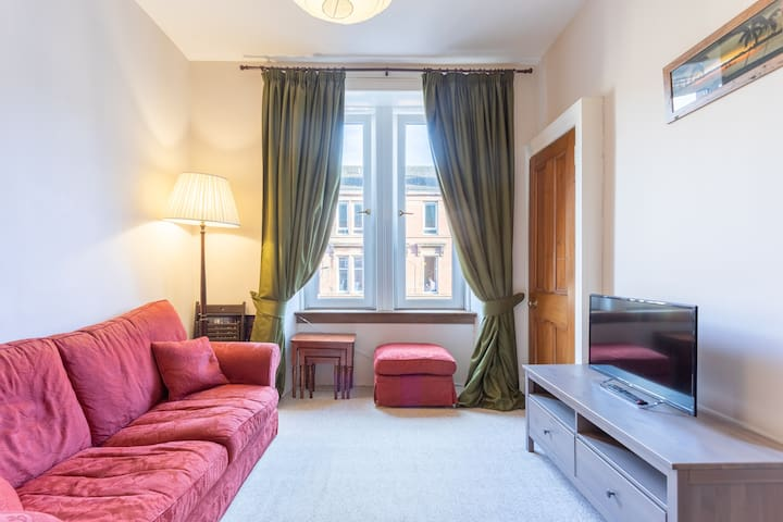 Perfect location 1 bed West End