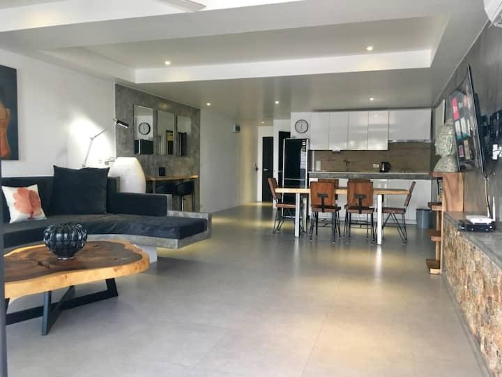 New and Cosy Design Apartment 1 BR ( 77sqm )