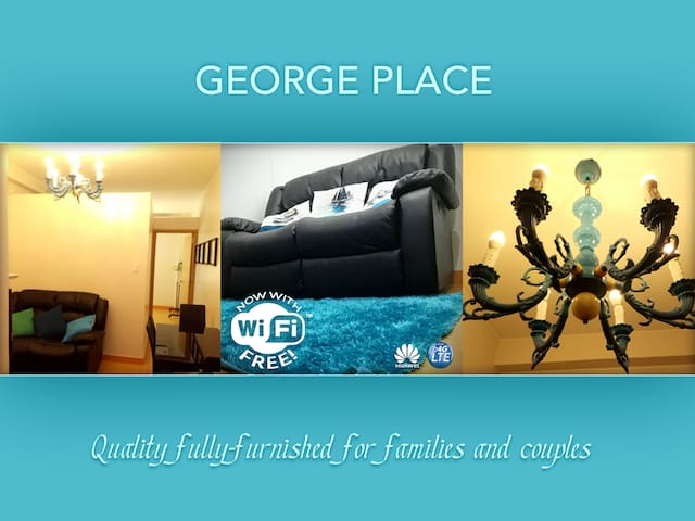 GEORGE 2BRFurnished Trees Residences Fairview Q.C.
