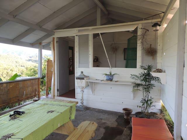 The Garden suite. - Kingstown - Mökki