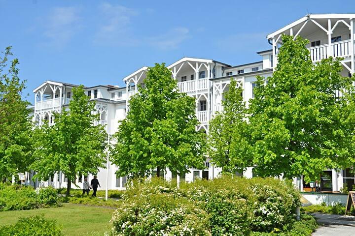Seepark Sellin Wohnung 620 - Sellin - Wohnung