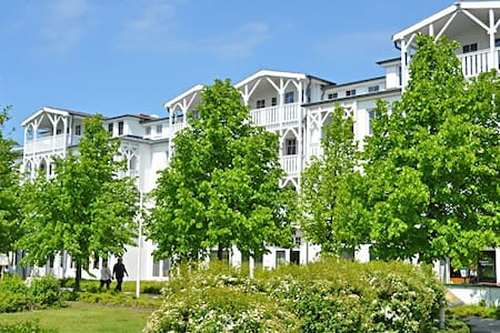 Seepark Sellin Wohnung 620 - Apartmen