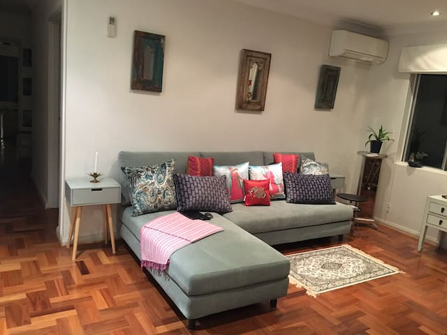 Belmore unit - whole apartment - 2 bedrooms.