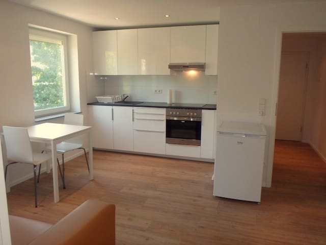 15min from Basel's old town - 4 beds & parking