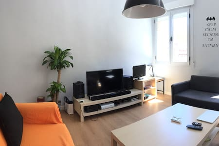 Room in the city centre - Madrid - Apartment