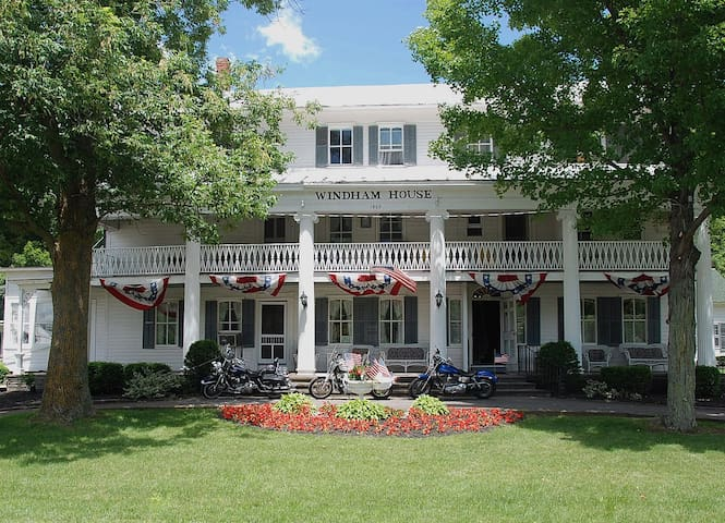 Christman's  Country Inn, Windham NY