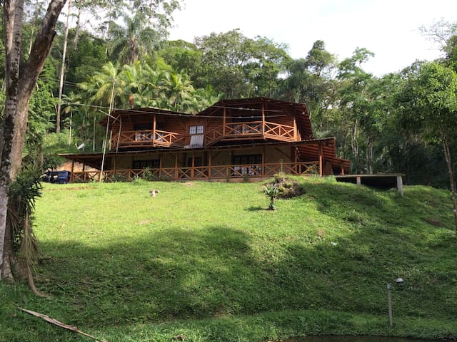 Sitio do Cambucá - Blumenau - Cabin