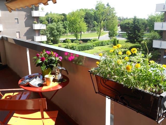 LaCasadiSonia 2apt vicino Milano Laghi RhoFiera - Parabiago - Appartamento