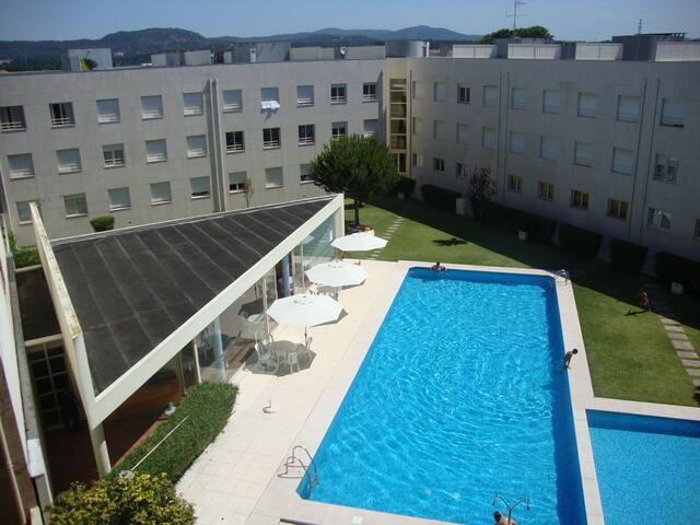 OFIR - Apartamento T2 (com piscina) - Fão - Квартира
