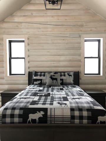 Loft bedroom #1