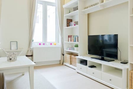 Lovely duplex in the center of Brussels, near EU - Saint-Josse-ten-Noode - Wohnung