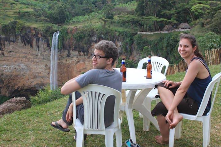 Sipi Falls Lodge