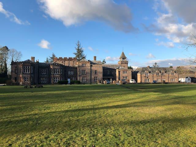 Pele Tower - Irton Hall