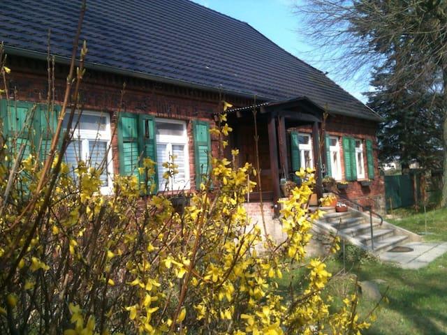 FeWo Müritz-Seenplatte ZUR SCHÖNEN MÜLLERIN - Wredenhagen - Pis