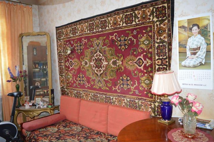 Комната в квартире - Tambov - Apartamento