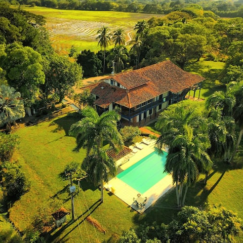 Hacienda La Union - Villa Colonial
