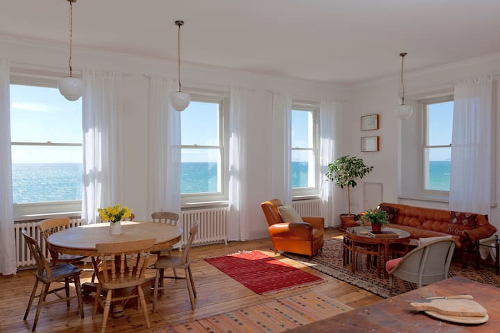 The Sea Room at Lion House - Saint Leonards - Apartament