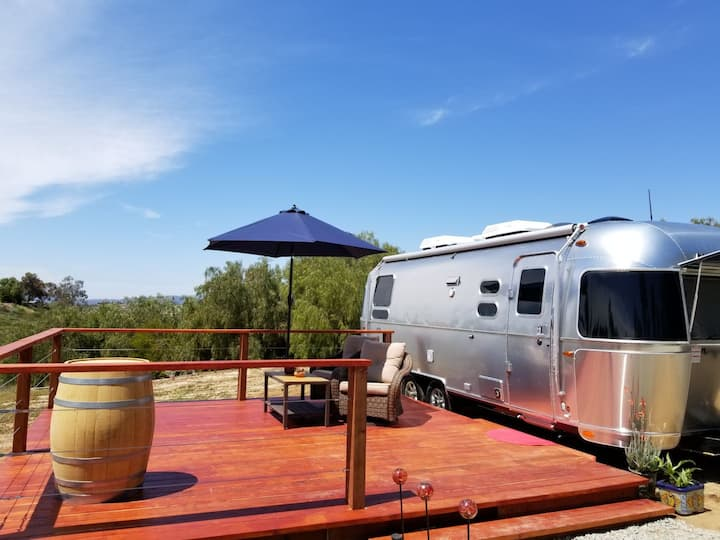 Airstream Glamping II, Temecula Wine Country