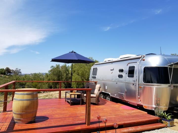 Airstream Glamping II, Temecula Wine Country