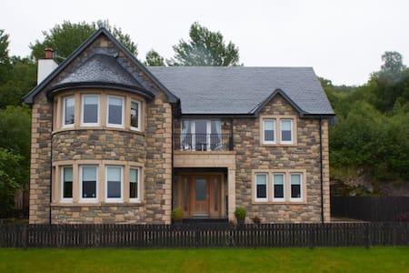 Luxury 6 Bed Villa near Inveraray - Strachur