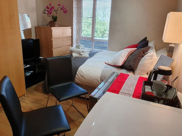 DAB Apartments Limited : Double Room in Orpington