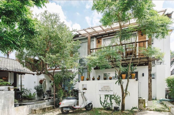 room3精品阳台房—清城别院(Boutique Guesthouse)
