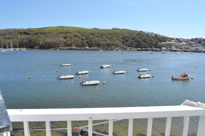 Waterfront apartment - Fowey - Apartment