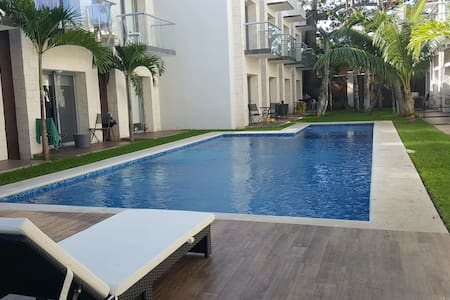 Your new favorite beach appartment - Playa del Carmen