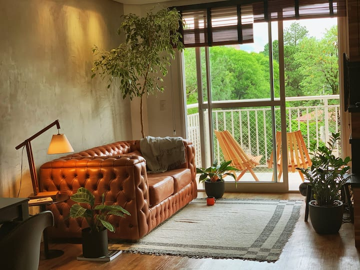 Apartamento feliz e  tranquilo :)