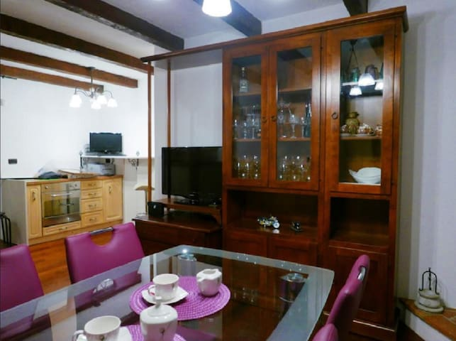 Apartment with sunny terrace in Brda