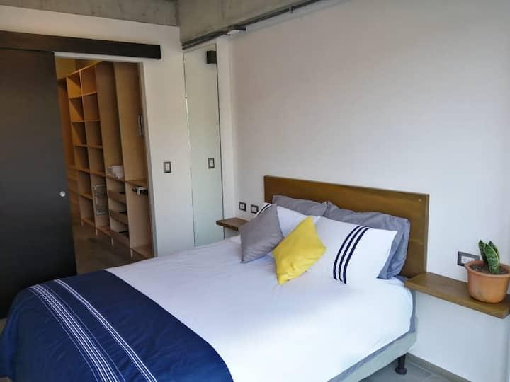 Acogedor y Moderno apartamento en Cayala!
