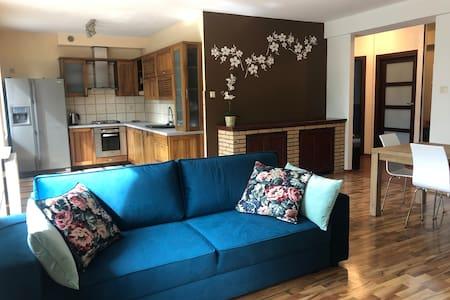 Apartament Słoneczny blisko SKM (Family)