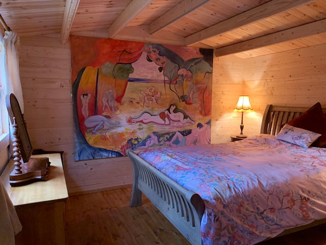 Snowdonia's Songbird Lodge!