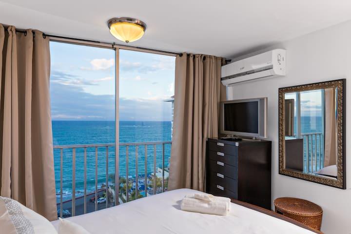 VIP Pristine Ocean View Luxury 2 BED Prime Condado