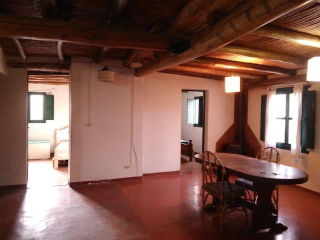 Casa Rural living comedor