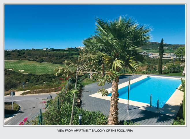 Golf Apartment, Casares del Mar, Finca Cortesin - Casares del Mar - Apartamento